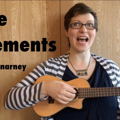 """News news news! QI, Soho Theatre and new """"Elements"""" song"""