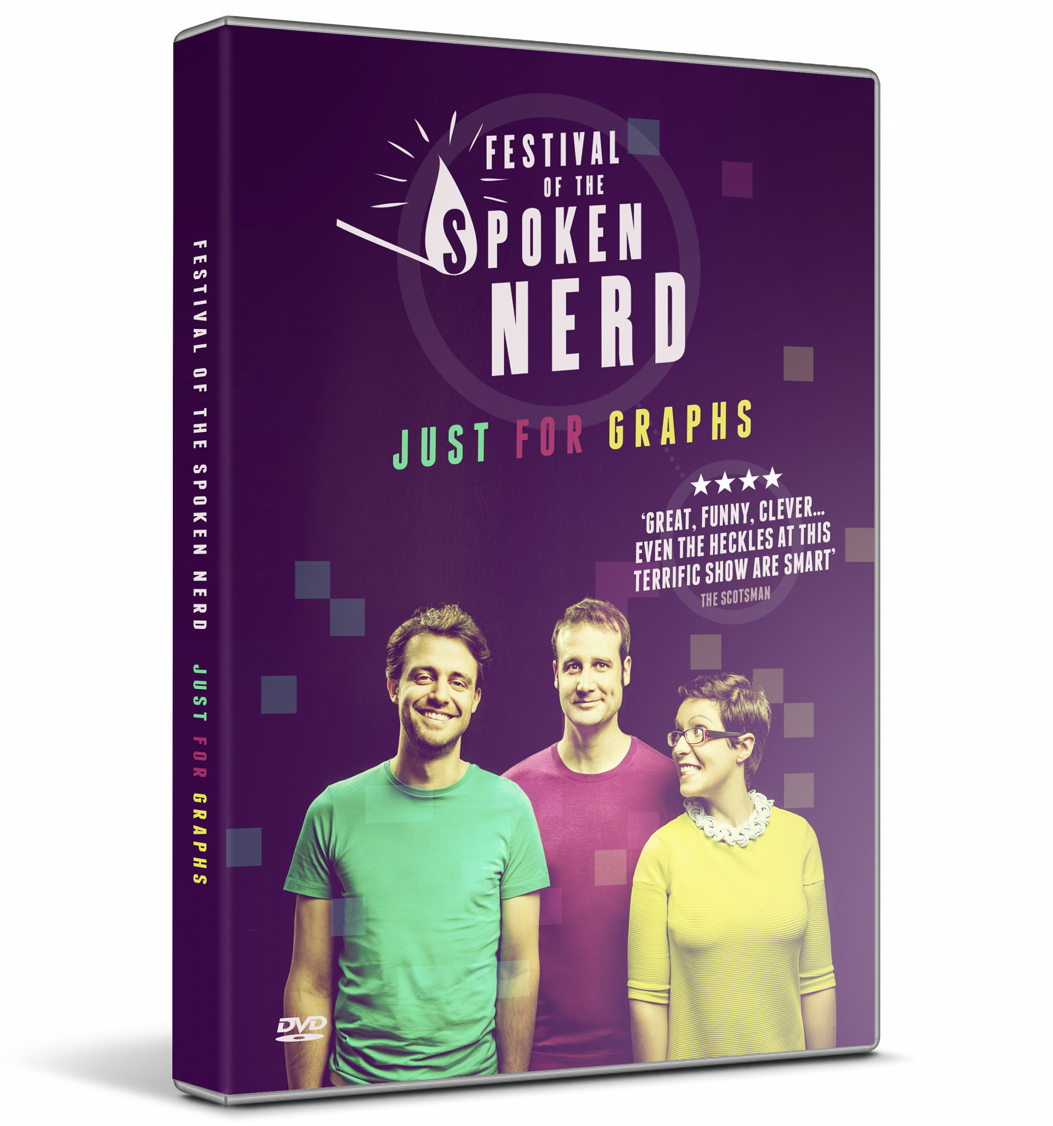 Festival Of The Spoken Nerd DVD