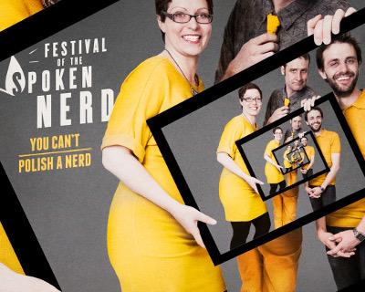 Festival of the Spoken Nerd on tour from September 2017