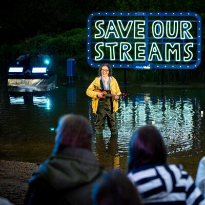 Stand Up For Our Streams